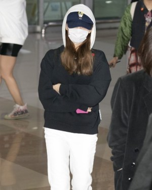 Street Style Two Colored Hoodie | Nayeon – Twice