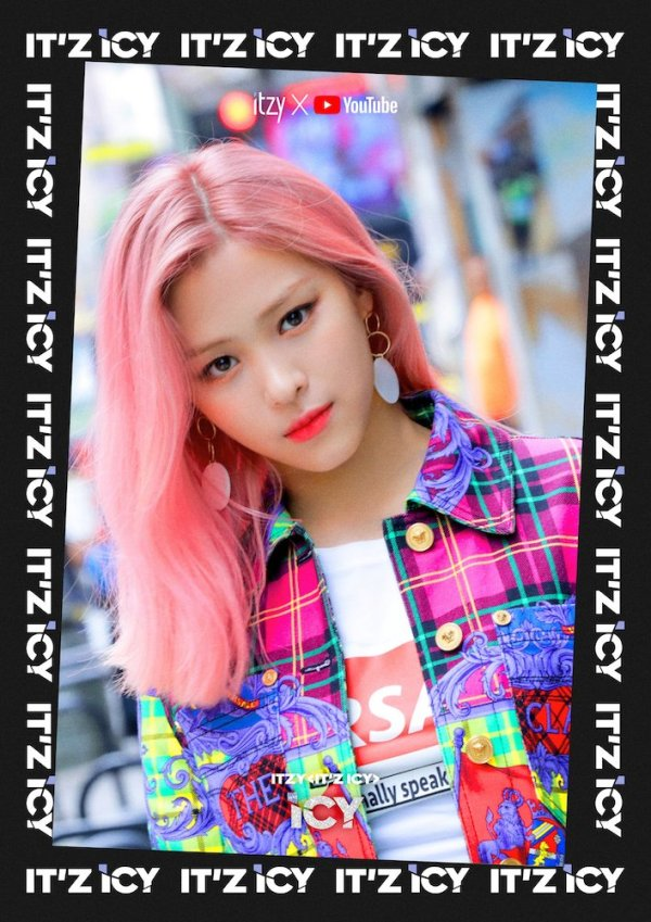 The Clans Baroque Style Jacket | Ryujin – ITZY