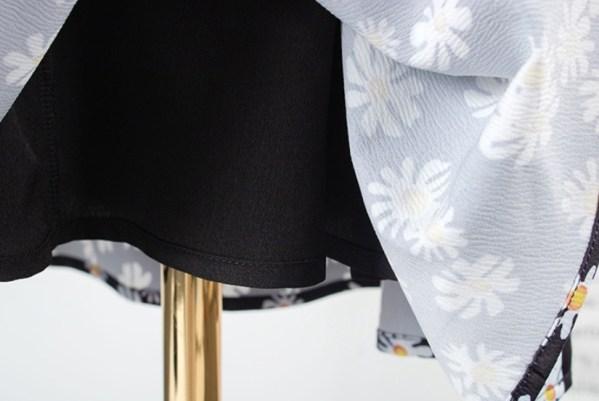 Black Light Flower Cami Dress | Yoon Se Ri – Crash Landing On You