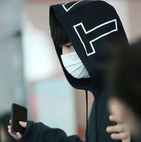 Zip-up Pocket Loose Hoodie | Chanyeol – EXO