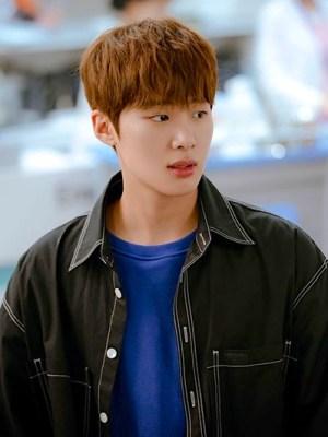 Black Denim Long Sleeve Shirt | Jang Geun Soo – Itaewon Class