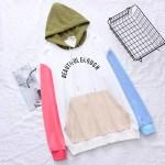 Beautiful Enough Color Block Hoodie | Renjun – NCT
