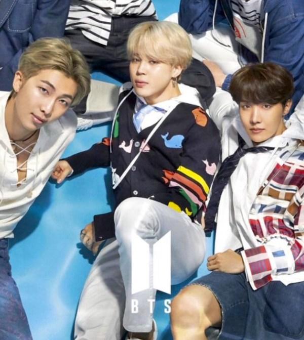 Rainbow Whales Black Cardigan | Jimin – BTS