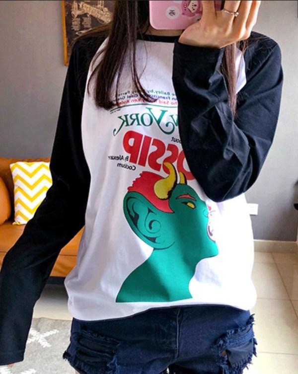Green Goblin Baseball Shirt | Yeri – Red Velvet