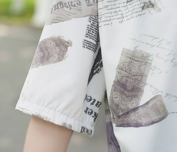 Literary Publication Print Shirt