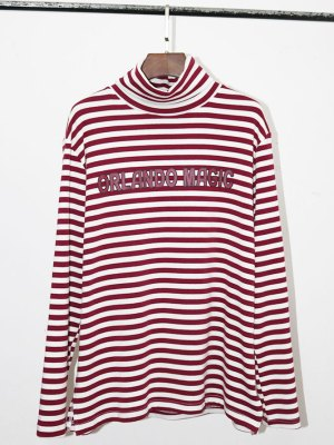 IU – Orlando Magic Striped Sweater IU (16)