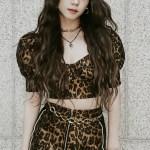 Leopard Print Shorts | Jisoo – Blackpink