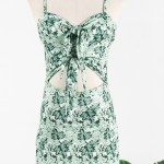 Floral Spaghetti Strap Dress | Tzuyu – Twice