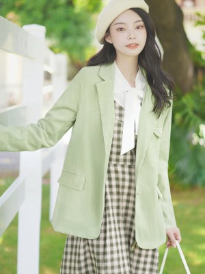 Fresh Green Light Jacket (2)