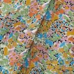 Floral Sleeveless Long Dress   Hyuna