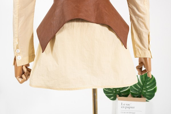 Brown Bowknot Girdle Belt | Ko Moon‑Young – It's Okay Not To Be Okay