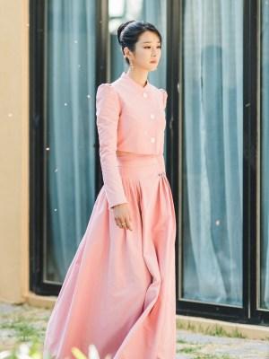 Long Pink Skirt | Ko Moon‑Young – It's Okay Not To Be Okay