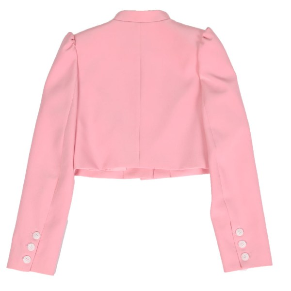 Pink Puffed Sleeve Top | Ko Moon‑Young – It's Okay Not To Be Okay
