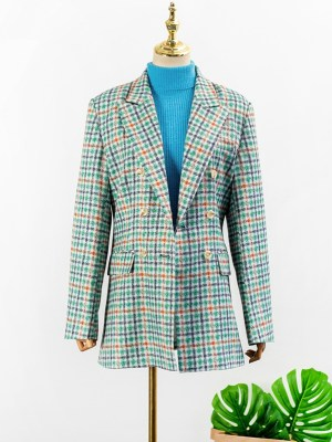 IU – Plaid Suit Jacket (12)
