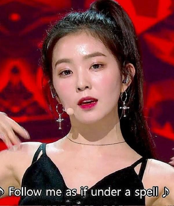 Silver Toned Cross Earrings | Irene – Red Velvet