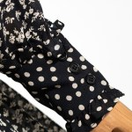 Retro Style Floral Printed Dress | Ko Moon‑Young – It's Okay Not To Be Okay