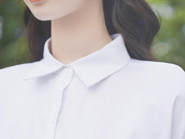 Two Bear Pockets Designed Shirt