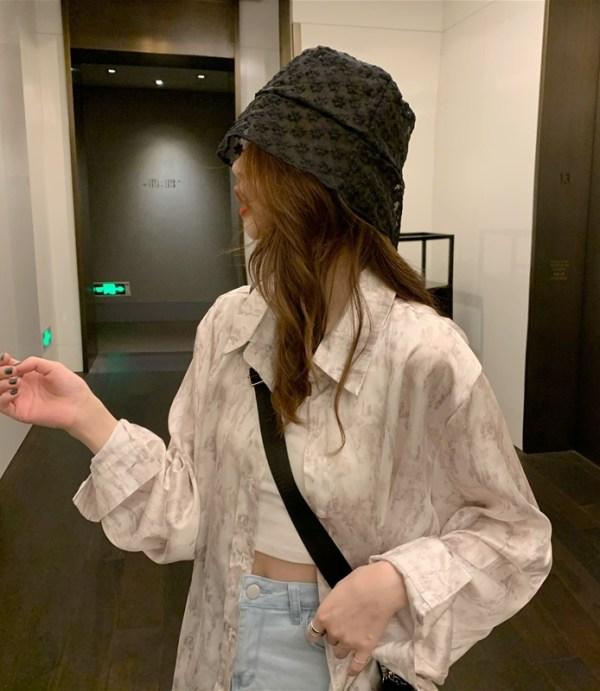White Inked Shirt | Yunhyeong – iKON