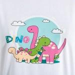 Dino Family T-Shirt | It's Okay Not To Be Okay