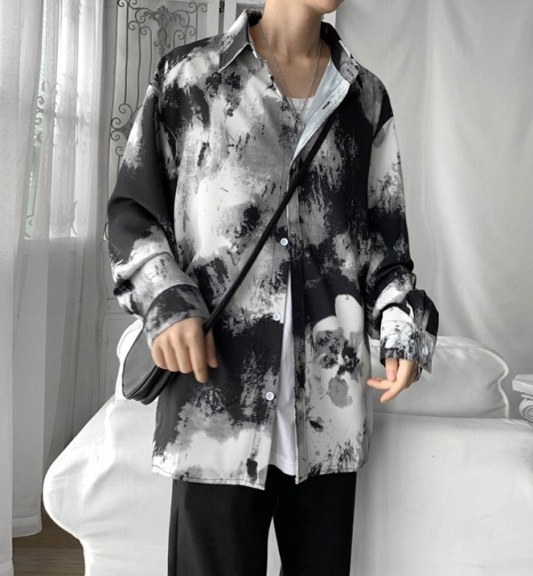 Tie-Dye Shirt   Jackson – GOT7