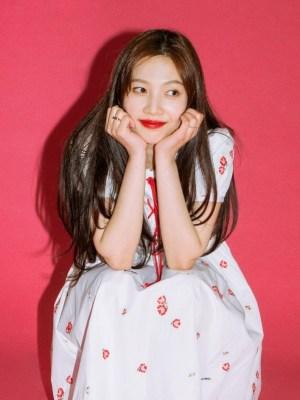 Flower Embroidered Lace-Up White Dress | Joy – Red Velvet