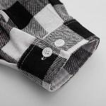 Check Plaid Shirt | Mark – GOT7
