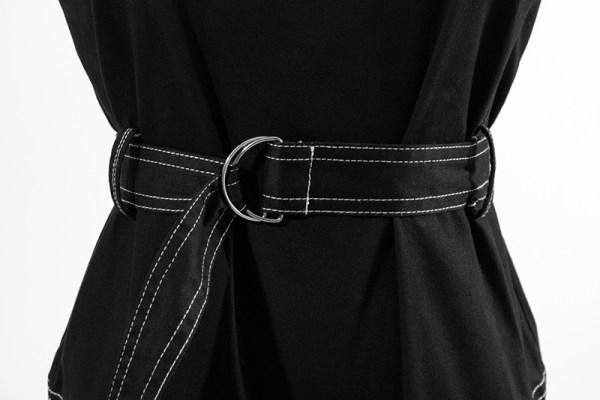 Black Overall With Belt | Rose – BlackPink
