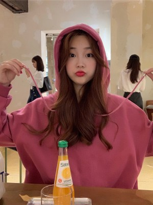 Sa Hye-Jun – Record Of Youth Oversized Drawstring Hoodie (11)