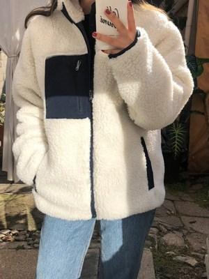 Shuhua – (G)I-DLE Beige Reversible Jacket (22)