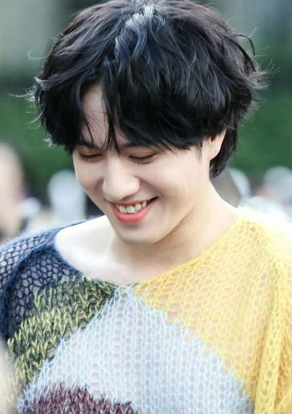 Wool Knitted Sweater | Yugyeom – GOT7