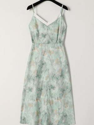 Ko Moon Young Sleeveless Fairy Inner Dress (1)