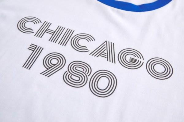 """Chicago 1980"" White  T-Shirt   Lisa – BlackPink"