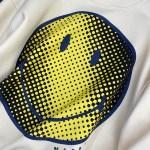 Smiley Printed Sweatshirt   RM – BTS