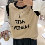 """I Hate Fashion"" Long Sleeve T-Shirt | The8  – Seventeen"