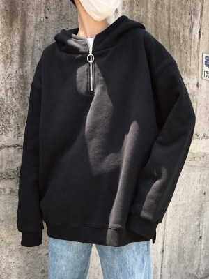Ahn Min Hyuk – Strong Woman Do Bong Soon Black Hoodie With Zipper (11)