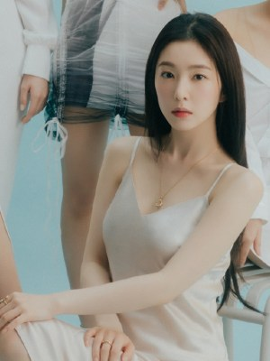 White Silk Dress | Irene – Red Velvet