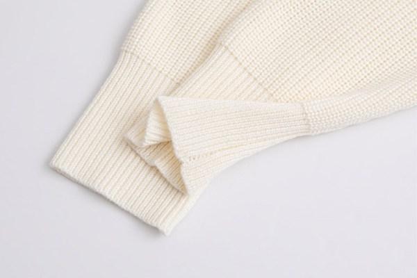 Knitted Turtle Neck Sweater | Jennie – BlackPink