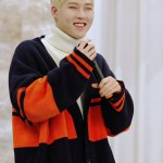 Block Stripe Cardigan | Jooheon – MONSTA X