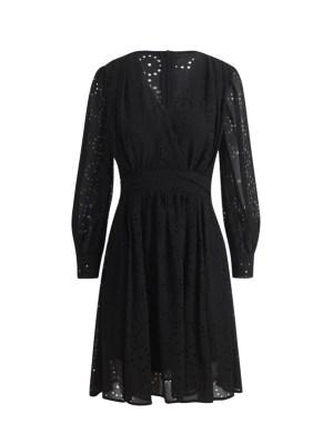 Soyeon – (G)I-DLE Black Hollow Dress (12)