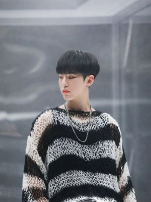 Hollow Knit Sweater | Hoshi – Seventeen