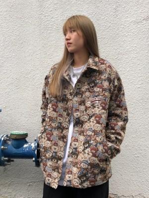 Jennie – BlackPink Vintage Bear Jacket (6)