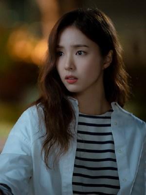 Stripe Patterned Long Sleeve T-Shirt | Oh Mi Joo – Run On