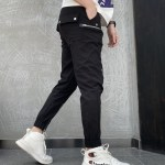 Black Zipper Pants | J-Hope – BTS
