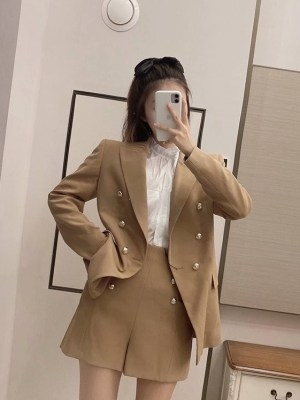 Lim Joo Kyung – True Beauty Khaki Suit Jacket (12)