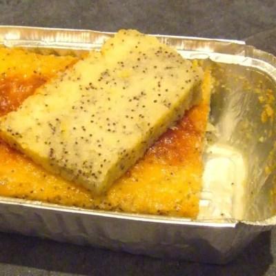 Cake Lemon poppy seed