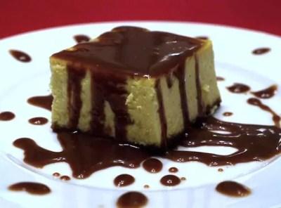 philadelphia cheesecake carambars