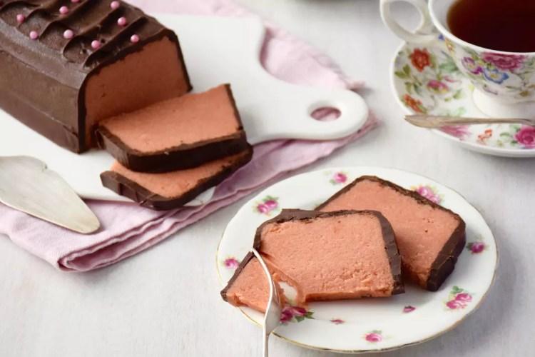 Mythique/Addictif – Gâteau aux biscuits roses de Reims