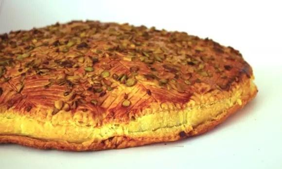 galette des rois pistache chocolat recette