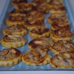 Mini-feuilletés thon-fromage frais