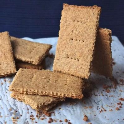 Graham crackers maison